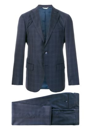 Fashion Clinic Timeless two piece formal suit - Blue