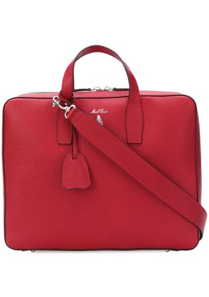 Mark Cross The Parker briefcase - Red
