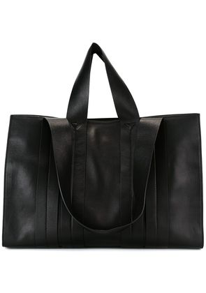 Corto Moltedo large 'Costanza Beach Club' tote - Black