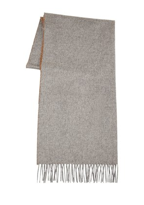 TWO TONE CASHMERE SCARF
