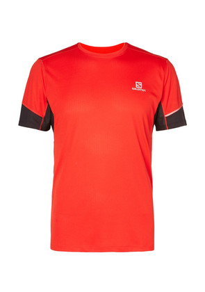 Agile Perforated Advancedskin Activedry T-shirt