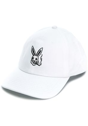 Local Authority embroidered bunny cap - White