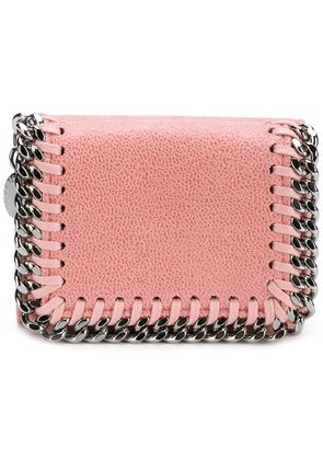 Stella McCartney Falabella wallet - Pink & Purple