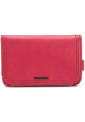 Diesel Business wallet - Red