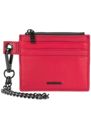 Diesel Carly card-holder - Red