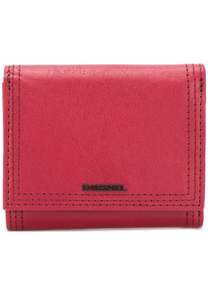 Diesel Loretta wallet - Red