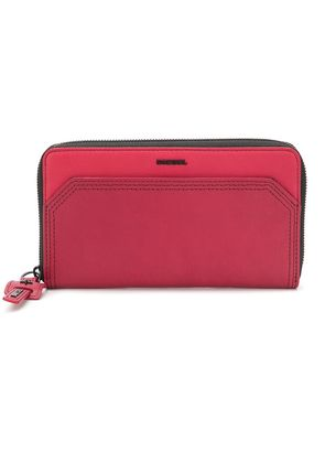 Diesel Granato wallet - Red