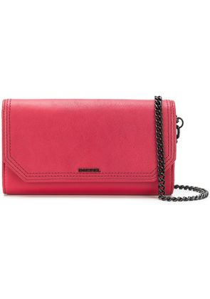 Diesel Gipsi wallet - Red