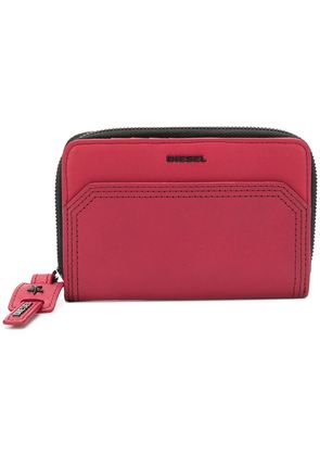 Diesel Busy-ness II wallet - Red