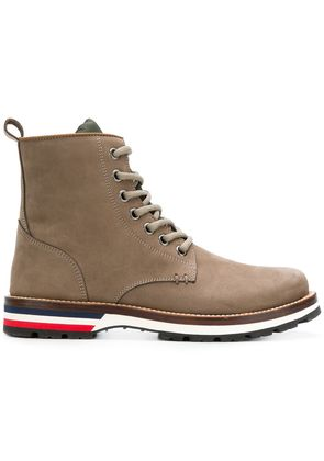 Moncler New Vancouver boots - Brown
