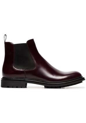 Church's Genie Leather Chelsea boot - Red