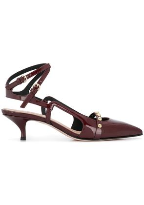 Red Valentino pointed pumps