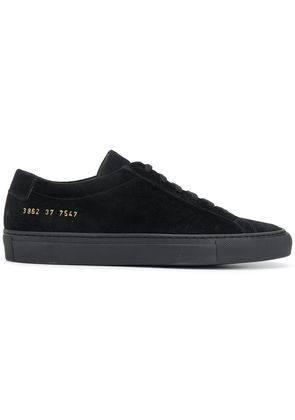 Common Projects Achilles lace-up sneakers - Black