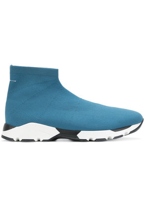 Mm6 Maison Margiela runner sock sneakers - Blue