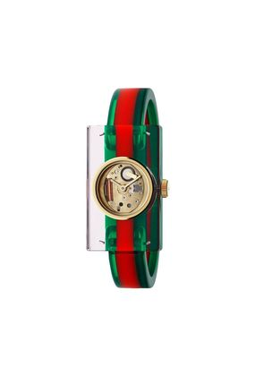 Gucci Vintage Web, 24x40mm - Green