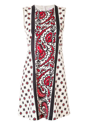 Red Valentino printed shift dress - Nude & Neutrals