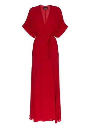 Reformation winslow maxi dress - Red