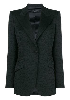 Dolce & Gabbana brocade jacket - Black