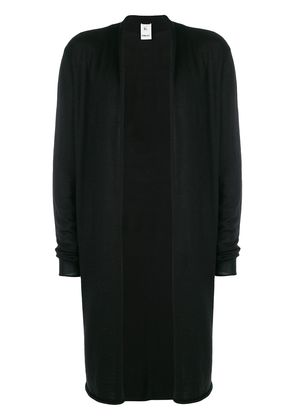 Lost & Found Rooms open front cardigan - Black