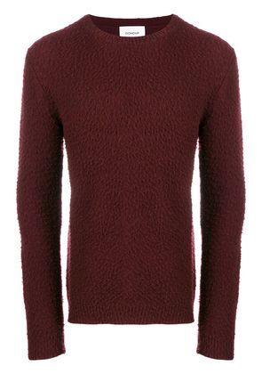 Dondup knit sweater - Red