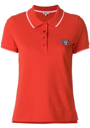 Kenzo Tiger polo shirt - Red