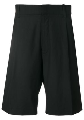 Not Guilty Homme pleated shorts - Black