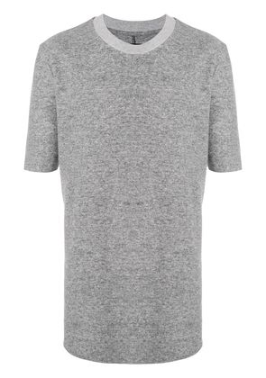 Thom Krom half sleeve T-shirt - Grey
