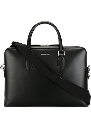 Burberry Slim Barrow in London Leather - Black