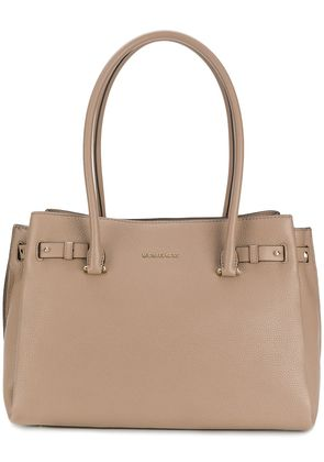 Michael Michael Kors studded open top tote bag - Nude & Neutrals