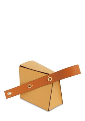 ZOE LEATHER SHOULDER BAG