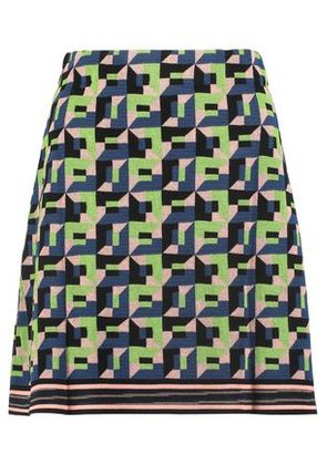 M Missoni Woman Jacquard-knit Mini Skirt Multicolor Size 40