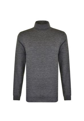 BOSS Musso Roll Neck Knitted Jumper