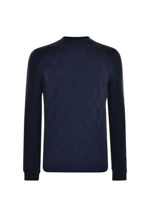BOSS Niacaro Cable Knitted Jumper