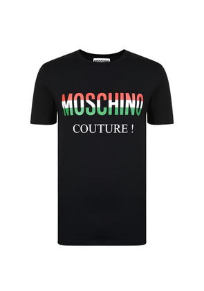 MOSCHINO Couture Logo T Shirt