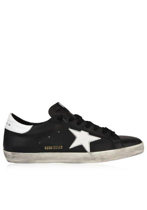 GOLDEN GOOSE DELUXE BRAND Superstar Low Top Trainers