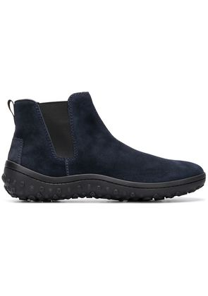 Car Shoe fitted ankle boots - Blue