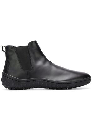Car Shoe fitted ankle boots - Black