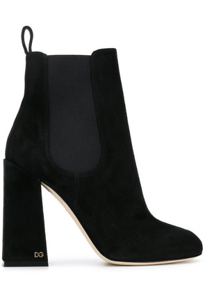 Dolce & Gabbana heeled ankle boots - Black