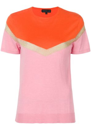 Cashmere In Love Igne knitted top - Pink
