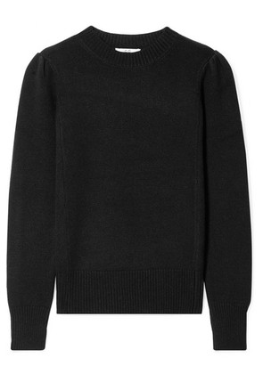 Co - Wool And Cashmere-blend Sweater - Black