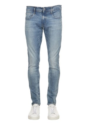 3301 DECONSTRUCTED SKINNY DENIM JEANS