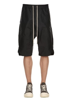 TECH BLEND CANVAS SHORTS