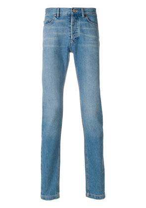 Lanvin high-waisted slim jeans - Blue