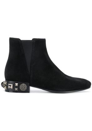 Dolce & Gabbana Napoli Beatle ankle boots - Black