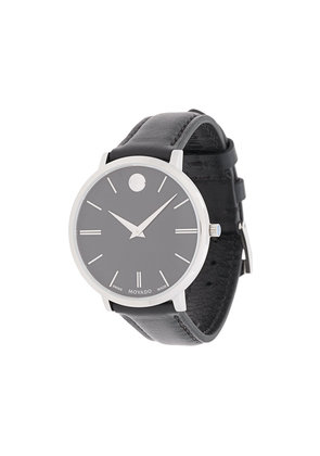 Movado Ultra Slim watch - Black