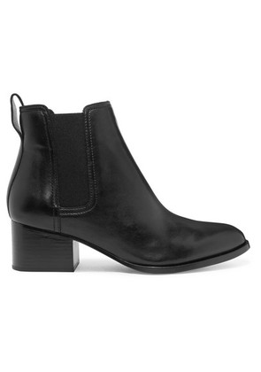 Giuseppe Zanotti - Leather Ankle Boots - Black