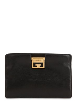 GV LEATHER CLUTCH
