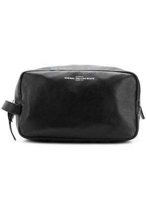 Diesel Only The Brave pouch - Black