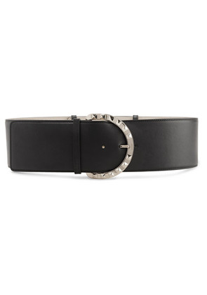 Valentino - Valentino Garavani The Rockstud Leather Belt - Black