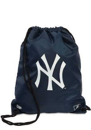 NY YANKEES MLB DRAWSTRING BACKPACK